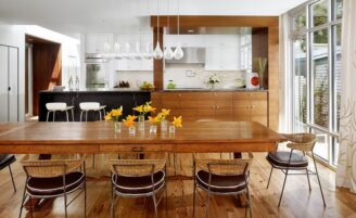 Cozinha americana: um espaço de integração para sua casa