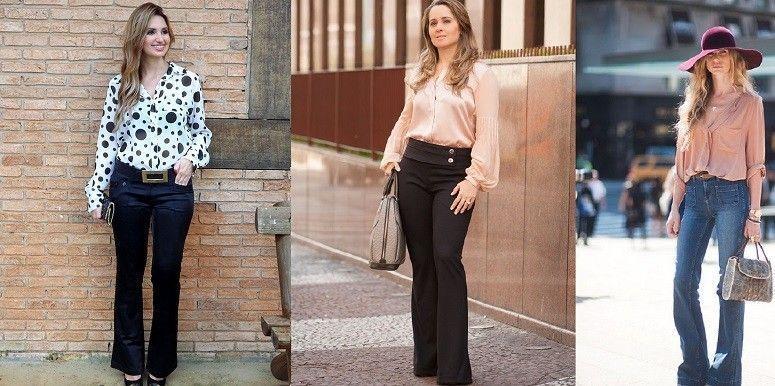Foto: Reprodução / Glossy House / Moda no trabalho / Vanessa Jackman