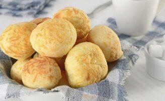 20 receitas de pão de queijo de dar água na boca
