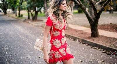 Vestido de renda curto: dicas para usar sem erro