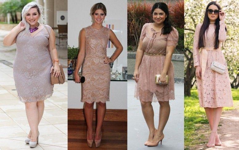 vestidos de renda com forro igual