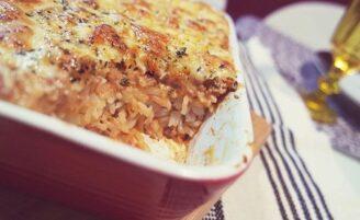 25 receitas de arroz de forno para você experimentar