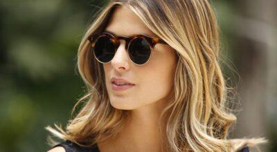 Balaiagem nos cabelos ilumina o rosto de forma sutil e harmoniosa