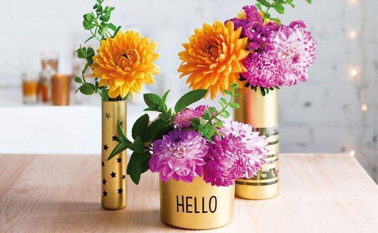 Decora o barata 7 itens artesanais e criativos for Objetos baratos para decorar