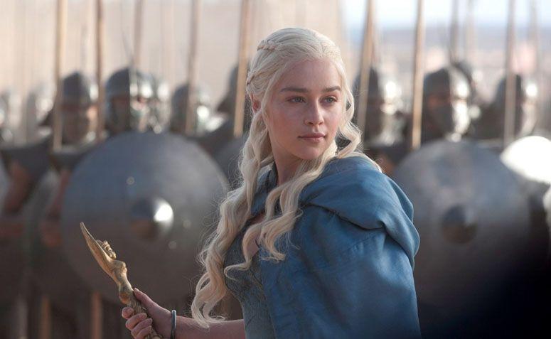 Daenerys Targaryen (Game of Thrones). Foto: Reprodução / Keith Bernstein/HBO.