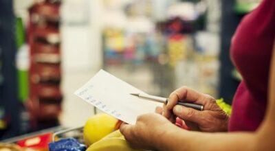 Como fazer uma lista de compras prática para o supermercado