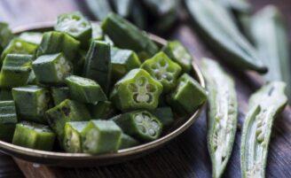 Quiabo é aliado na preparação de pratos saborosos e nos cuidados com a saúde