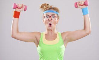 12 coisas que passam pela sua cabeça ao começar a academia depois dos 30