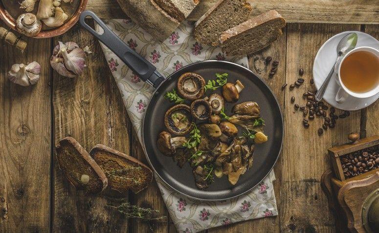 38 receitas com cogumelos variados para você preparar