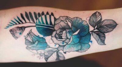 64 tatuagens de flores para se inspirar e escolher a sua