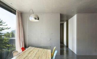 Deixe sua casa mais moderna com o cimento queimado