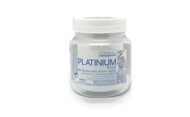 Loréal Platinium Plus Pasta Descolorante por R$438,03 na Super Bonita Cosméticos