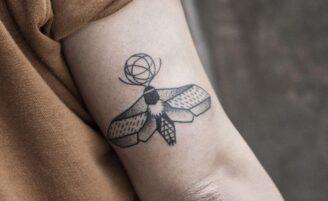 40 tatuagens geométricas que vão conquistar você