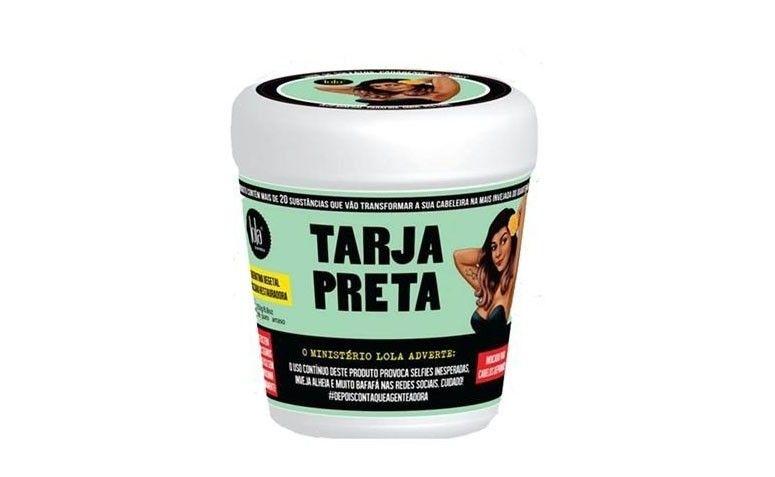 Máscara restauradora Tarja Preta por R$37,91 na iCabelos
