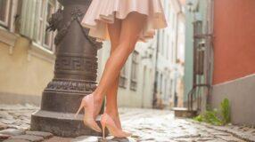 Scarpin nude é ideal para criar looks com elegância em qualquer ocasião