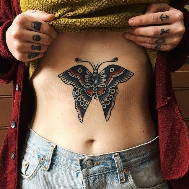 Foto: Reprodução / Alexis Tattoo