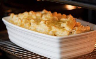 20 receitas fáceis e irresistíveis de macarrão de forno