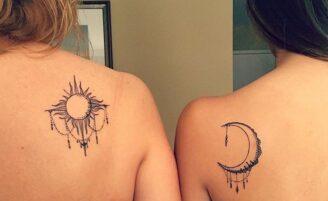 50+ ideias de tatuagens incríveis para mães e filhas celebrarem o amor maternal