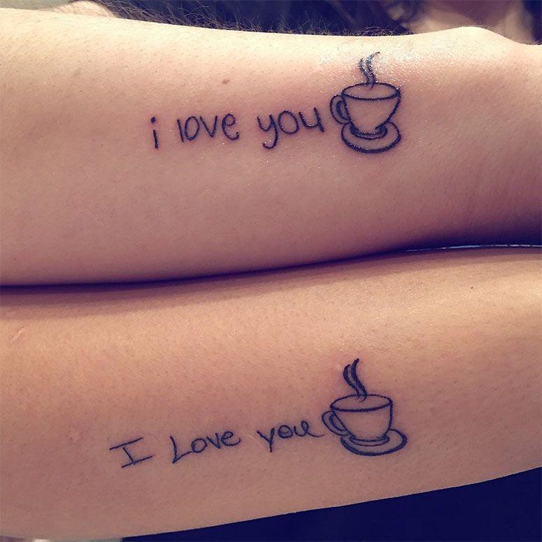 Tatuagem Mãe E Filha 50 Ideias Lindas Para Celebrar A Família