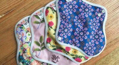 Conheça o absorvente que pode ser usado por até 3 anos