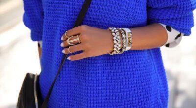 Azul royal: como criar looks elegantes e atuais com essa cor mega descolada