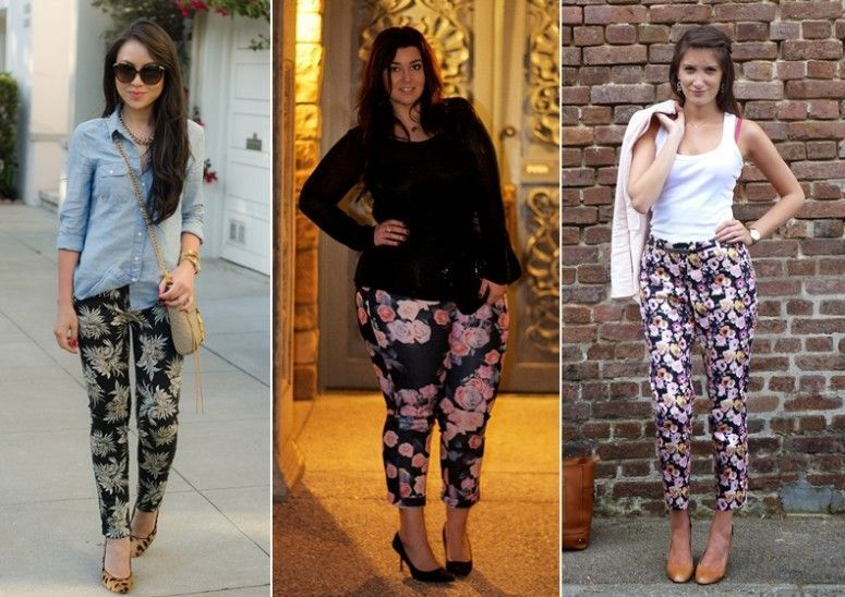 Foto: Reprodução / The Fancy Pants Report | Sometimes Glam | La Gainsburgeoise