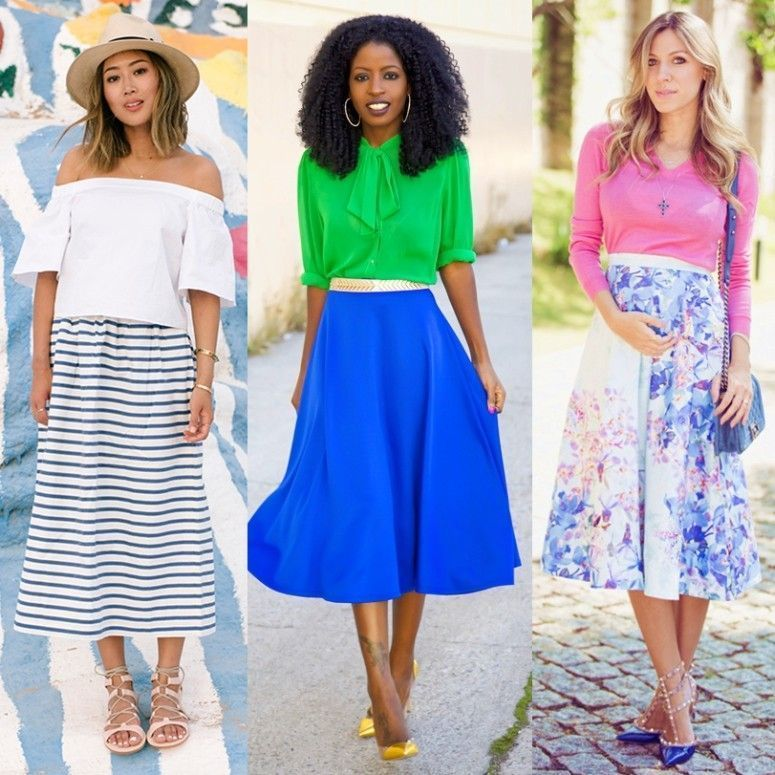 Foto: Reprodução / Song of Style / Style Pantry / Glam4you
