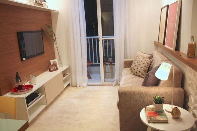 Como acertar na decora o da sala para um ambiente for Salas modernas 2016 pequenas