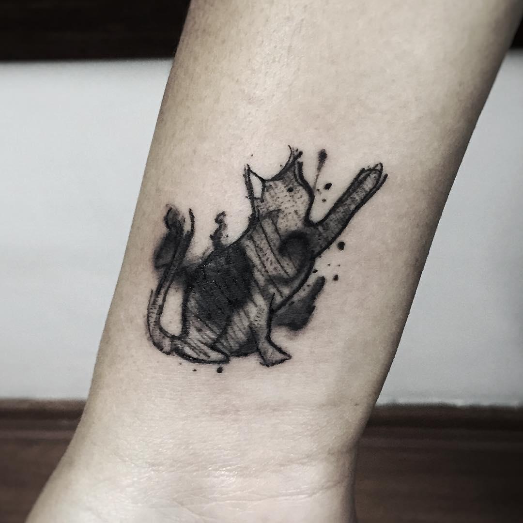 Foto: Reprodução / Ferx Moraes Gellys Tattoo