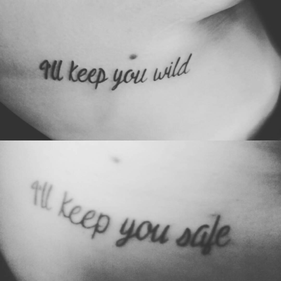 50 ideias de tatuagem para voc fazer com sua amiga for Frases para tatuarse dos amigas