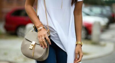 Camiseta alongada: crie looks descolados com a peça queridinha das blogueiras