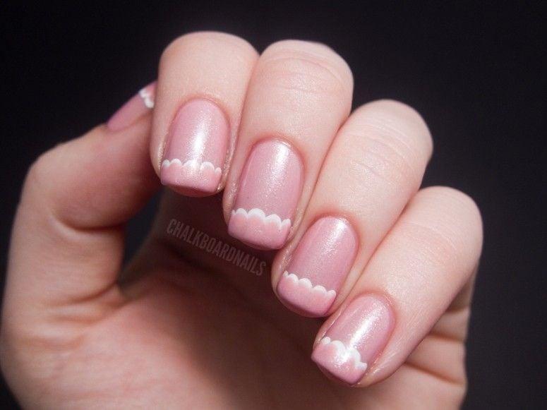 1 Foto: Reprodução / Chalkboard Nails