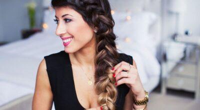 100+ penteados lindos para inspirar seu look para festas ou dia-a-dia