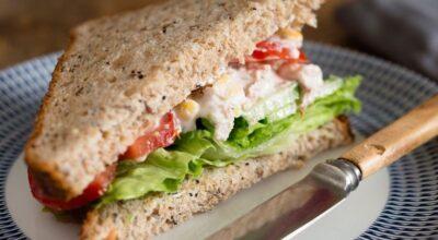 28 receitas de sanduíche natural para uma refeição rápida e saudável
