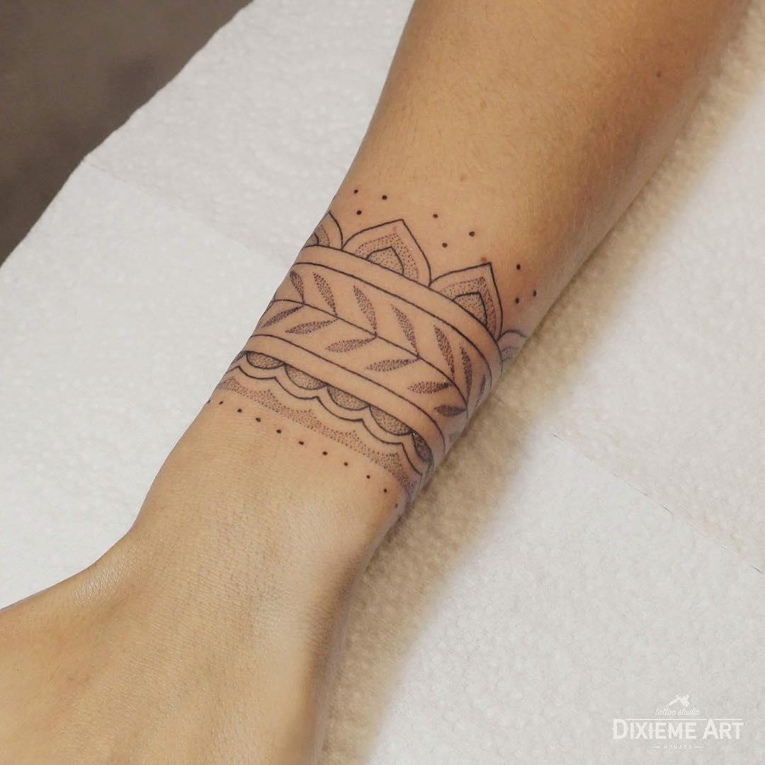 Foto: Reprodução / Dixieme Art Tattoo