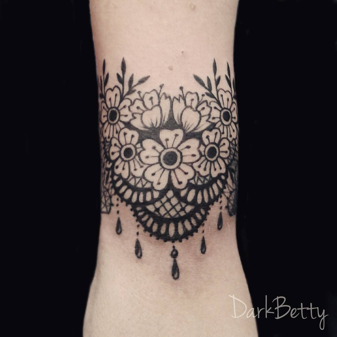 Foto: Reprodução / Darkbetty Tattoo