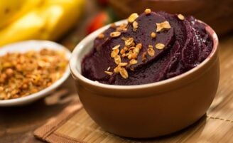 Açaí tem funções antioxidantes, anti-inflamatórias e ajuda no emagrecimento