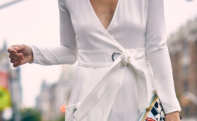 c5dc99a6fb Vestido envelope  40 looks das blogueiras cheios de estilo e elegância