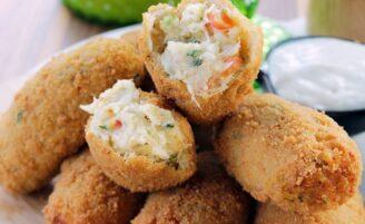 Bolinho de bacalhau: 15 receitas deliciosas para preparar e impressionar os amigos