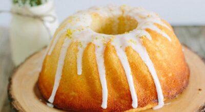 36 receitas de bolo de limão apaixonantes para você fazer hoje mesmo