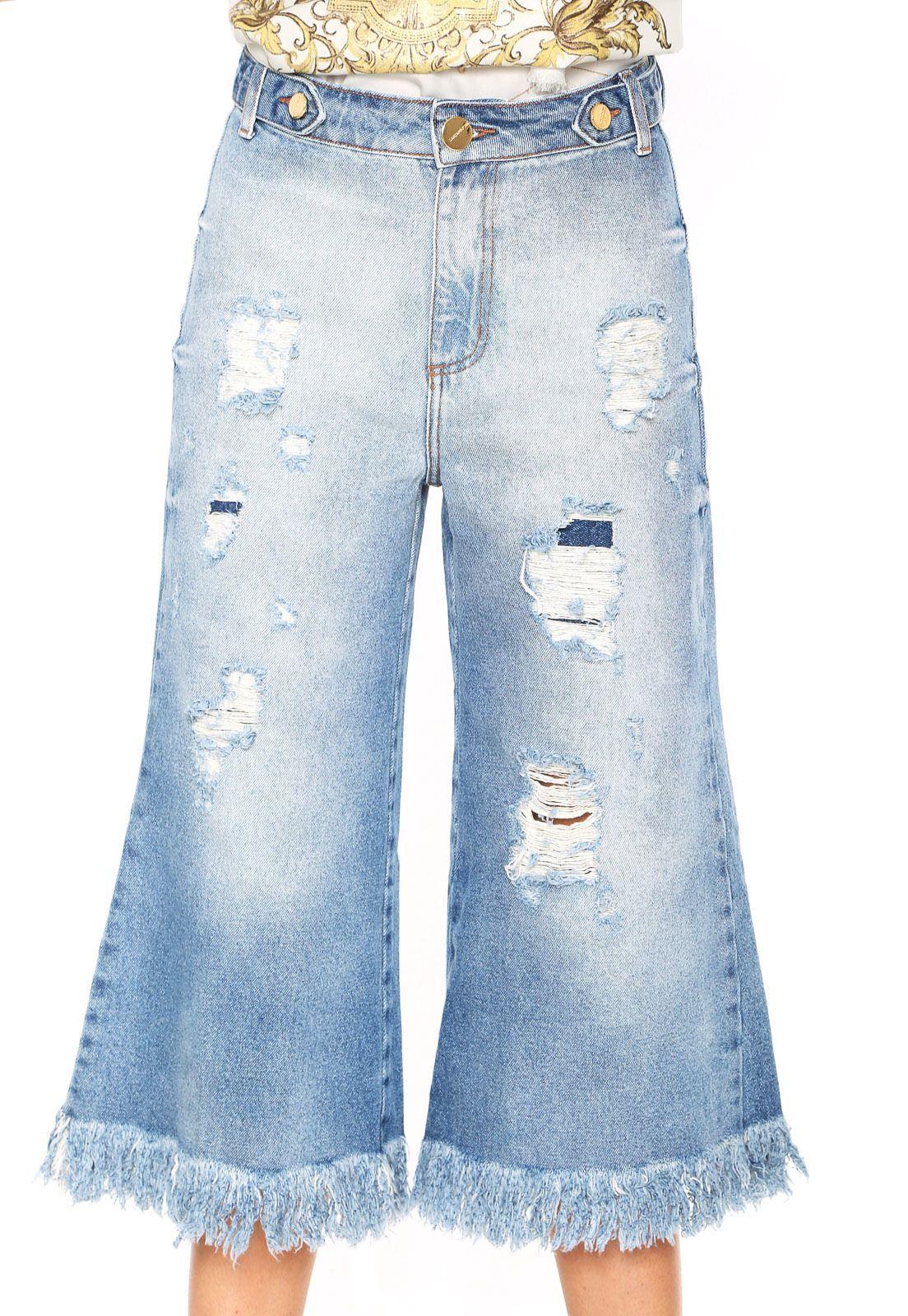 ea5f95c156 Calça pantacourt  como usar essa peça confortável que você PRECISA ter