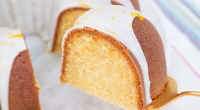 25 receitas de bolo de laranja para saborear em bons momentos em família
