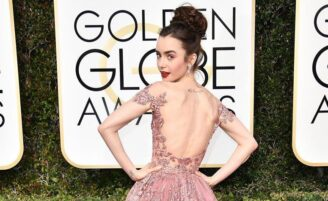 Globo de Ouro: os looks das famosas no tapete vermelho