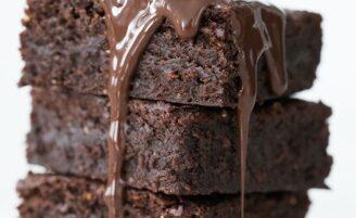 50 receitas de brownie com direito a muito chocolate