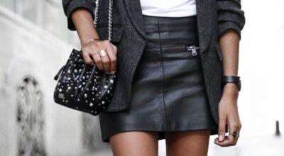 Saia preta: uma peça curinga capaz de compor looks para todas as ocasiões