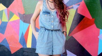 Macaquinho jeans: a peça curinga para looks estilosos e confortáveis