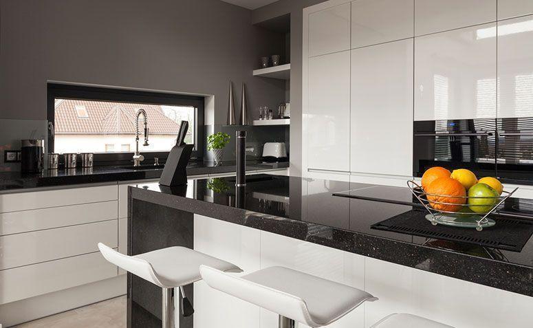 7 tipos de granitos que s o ideais para cozinha beleza e praticidade. Black Bedroom Furniture Sets. Home Design Ideas