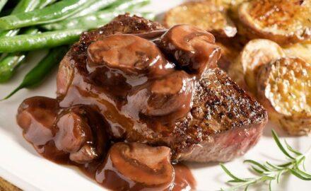13 receitas com molho madeira para um jantar caprichado