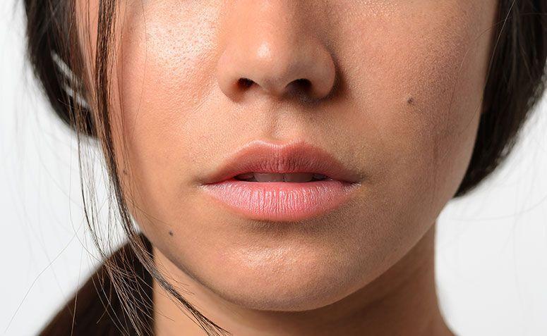 Exame de nariz