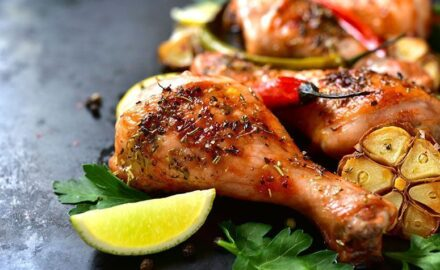 60 receitas com frango para variar o seu cardápio